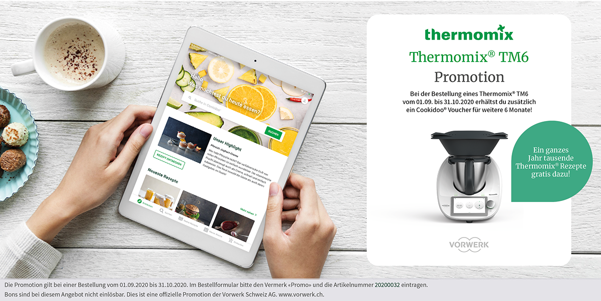 Promo Thermomix